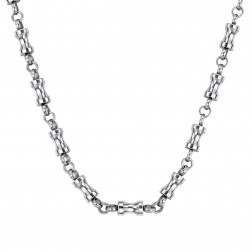 Stainless Steel Barbell/Dumbbell Style Chain