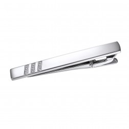 Chic and Trendy Stainless Steel Tie Bar