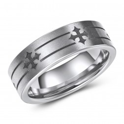 Tungsten Wedding or Fashion Ring